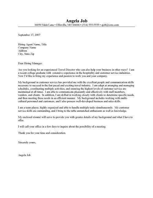 Customer Service Sales Cover Letter Customer Service Cover Letter - cover letter example for customer service