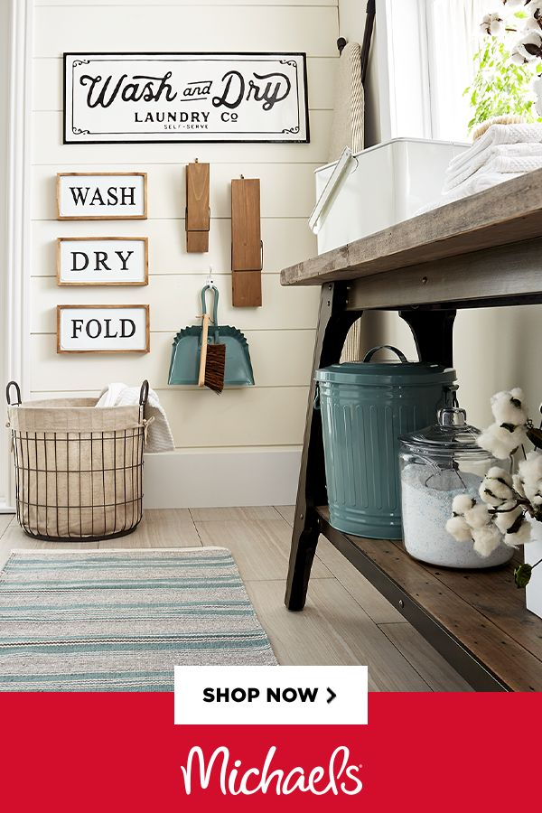 Shop Spring Décor at Michaels. Grab a décor sign or new woven basket, or add accents of wood to your home this spring.