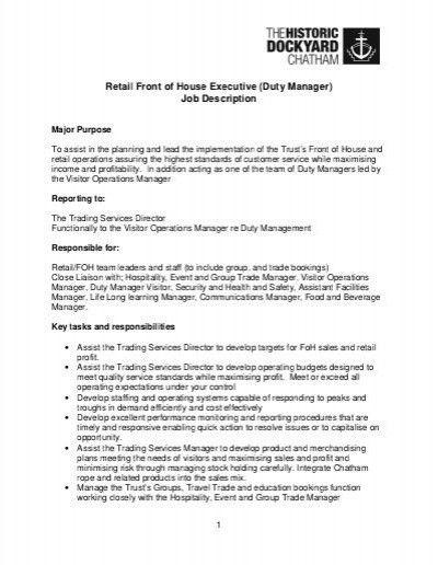trade marketing job description business owner job description - social media marketing job description