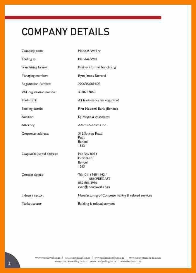 ... Profile Format Sample Company Profile Sample 7 Free Documents In   Company  Profile Format ...  Example Of Company Profile Template