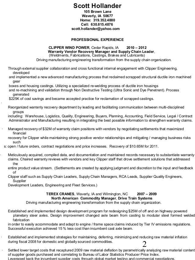 supply officer sample resume env 1198748 resumecloud - Quality Officer Sample Resume