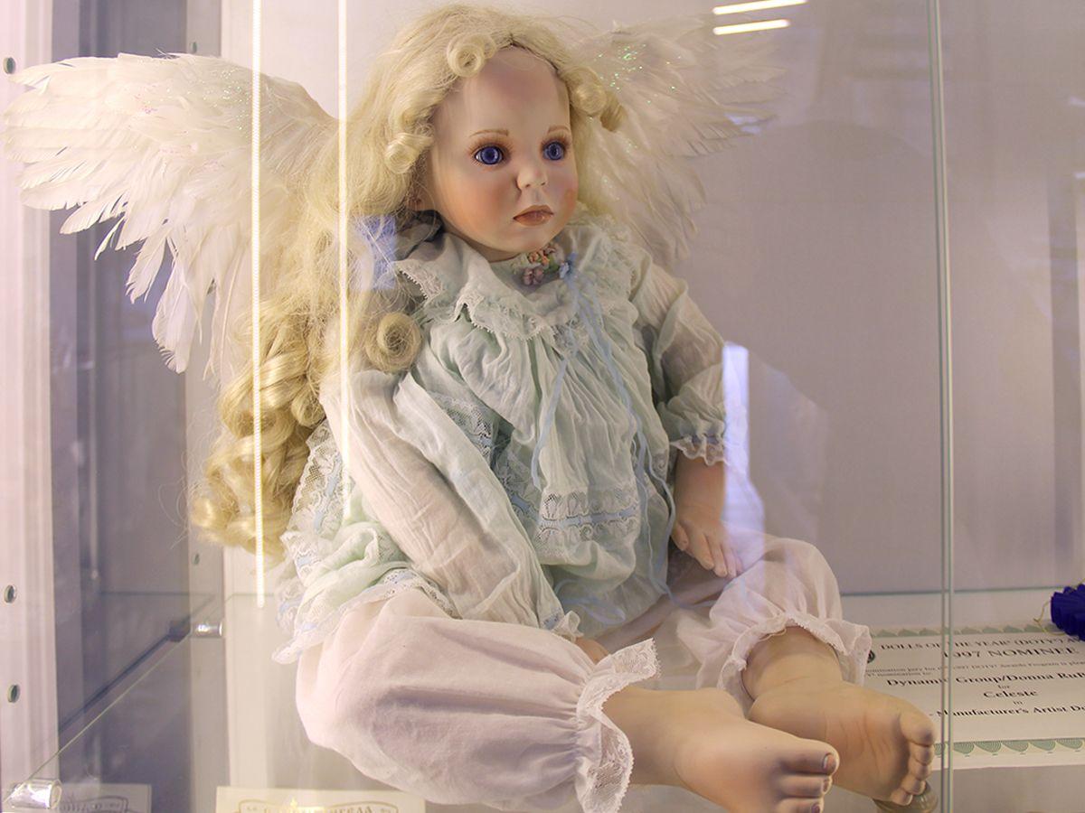 Прекрасный ангел из коллекции музея