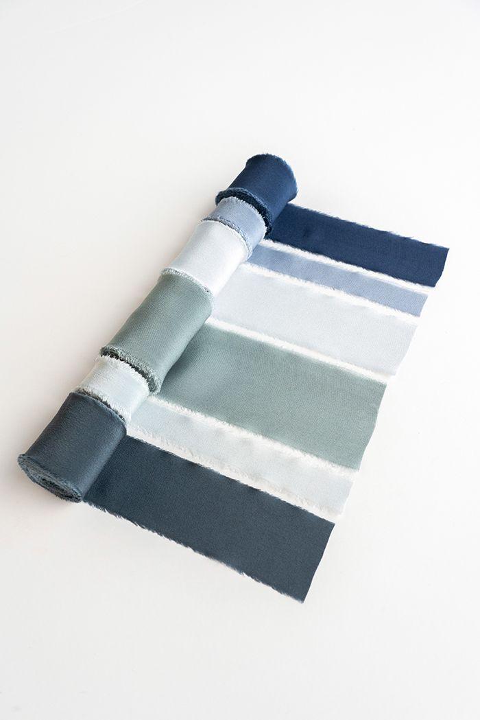 Tono + co Limited Edition 'The Color Blue'