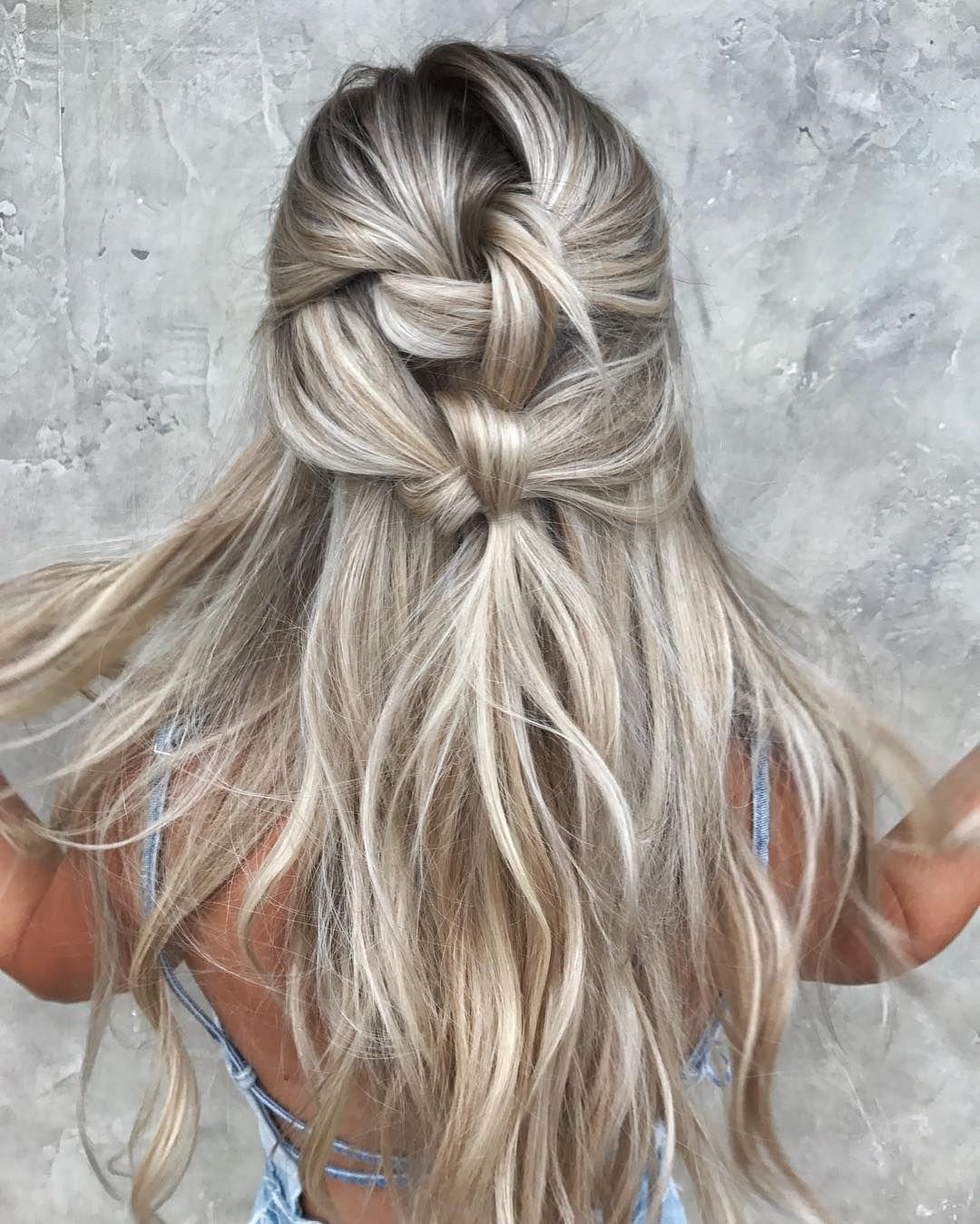 #knotbraid by #taylorlambhair • #color & #extensions @hairby_chrissy • #model @kendy.du ✨