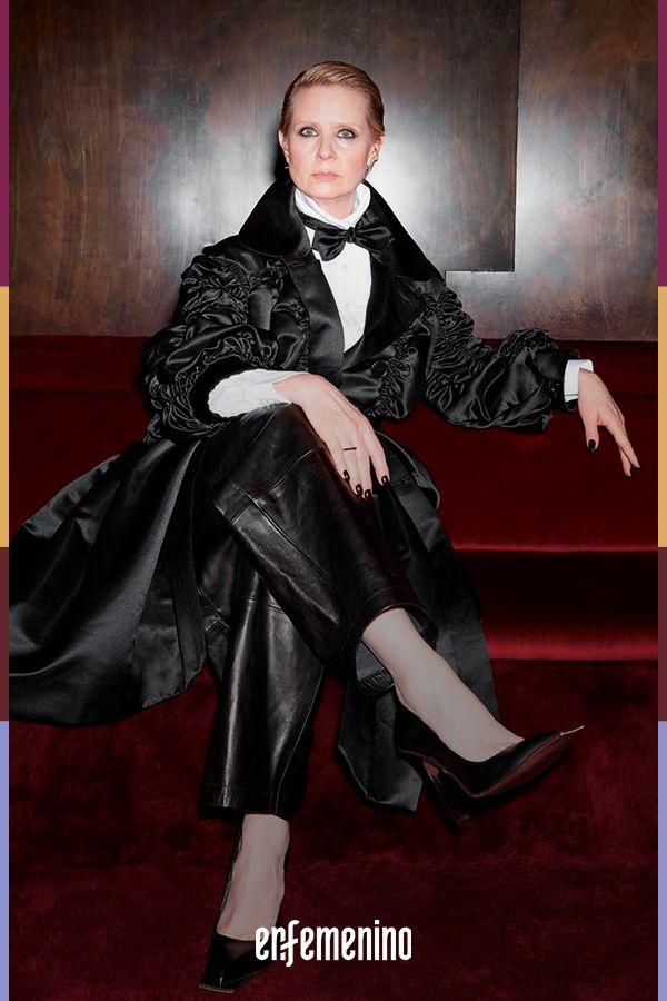 'Be a lady they said', el vídeo más reivindicativo de Cynthia Nixon