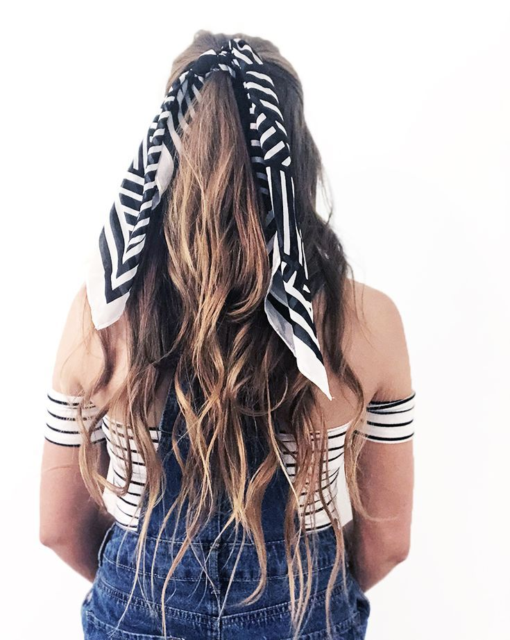 "how to wear a hair scarf – ways to style a hair scarf – black and white striped hair scarf – overall dress<p><a href=""http://www.homeinteriordesign.org/2018/02/short-guide-to-interior-decoration.html"">Short guide to interior decoration</a></p>"