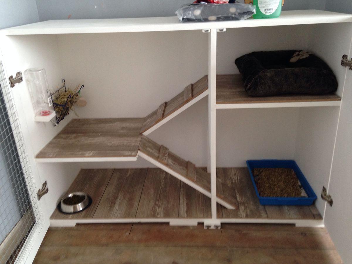 1000 ideas about indoor rabbit house on pinterest. Black Bedroom Furniture Sets. Home Design Ideas