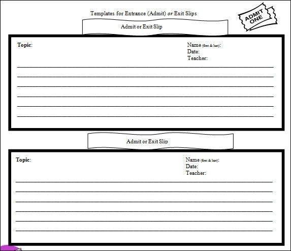 entry ticket template - Onwebioinnovate - entry ticket template
