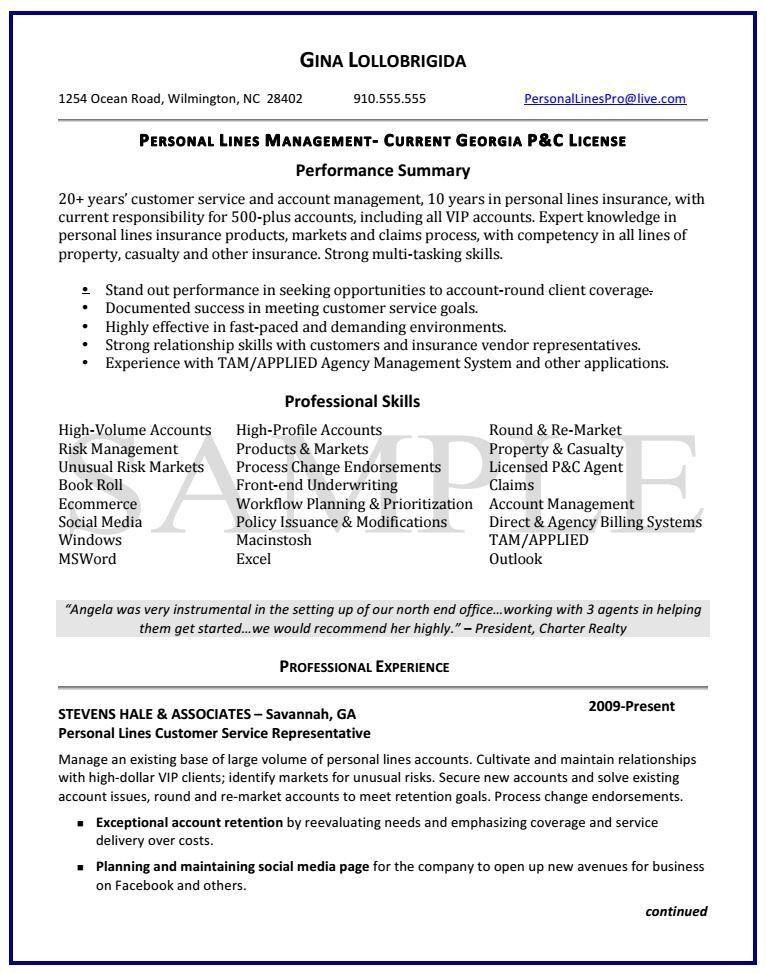 Change Agent Sample Resume Change Agent Sample Resume Change Agent