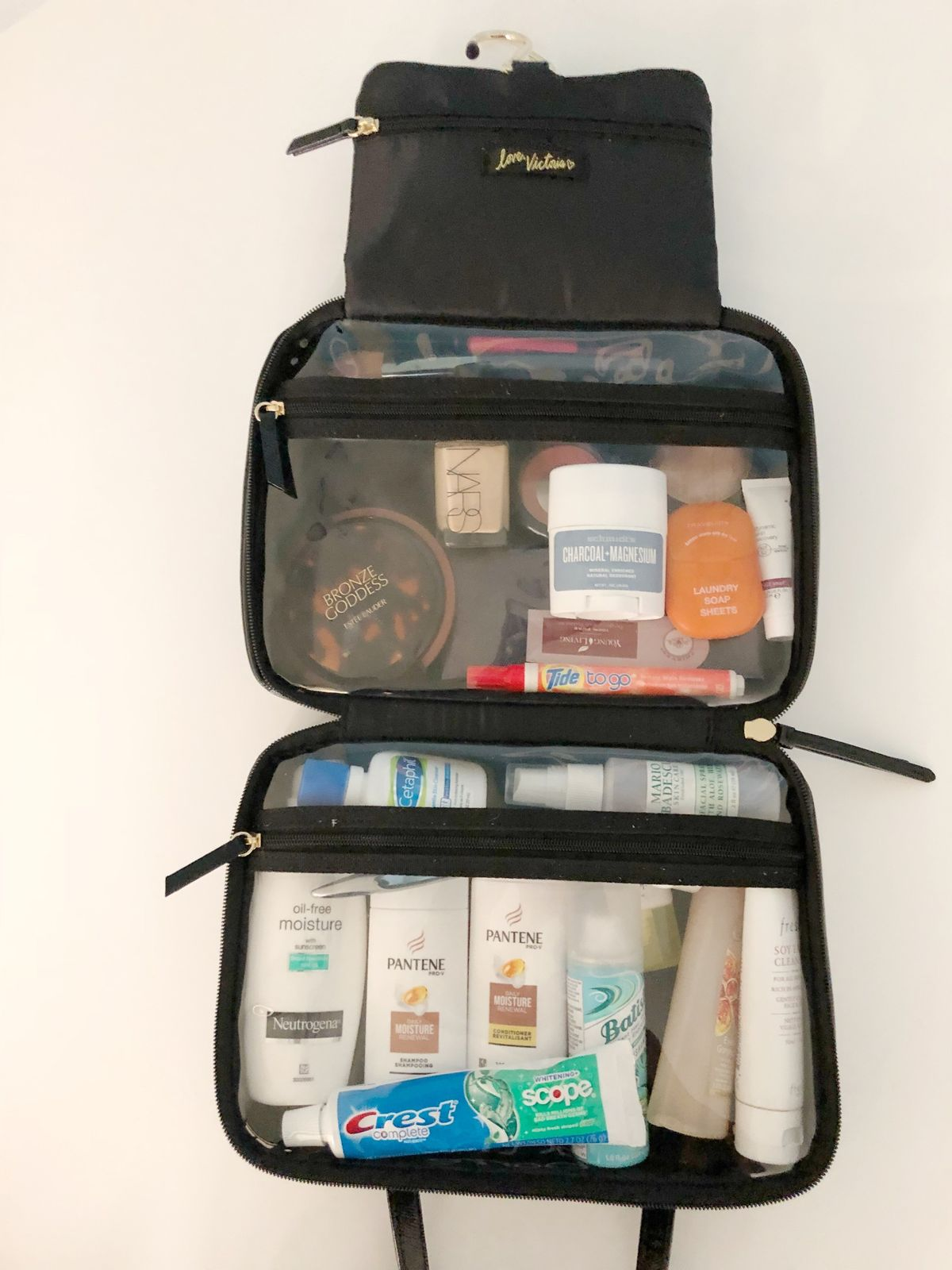 Toiletry Bag Checklist: For the Everyday and the One-Off Emergency – Briefcase2Suitcase