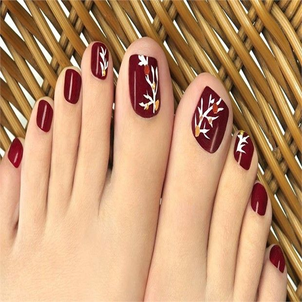 +25 cutest Toe Nail Art Designs For This Summer – Fashonails