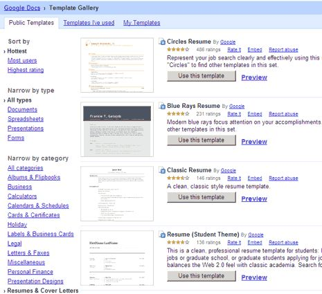 Google Docs Templates Google Docs Templates Fotolipcom Rich Image - resume google docs template