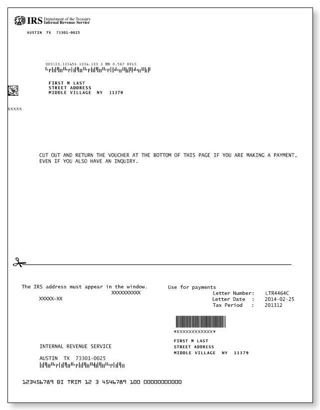 Tax Return Cover Letter] Tax Return Cover Letter
