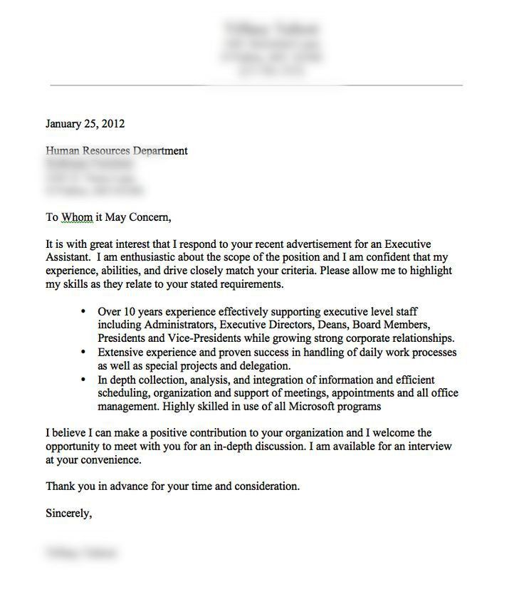 Cover Letter Tips And Examples Resume Cover Letter How To Write - sample how to write a cover letter