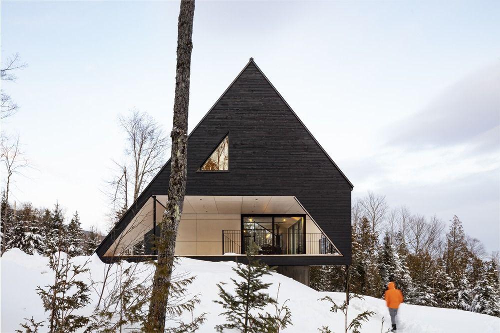 Faire du Ski | Cabin A | Poppytalk