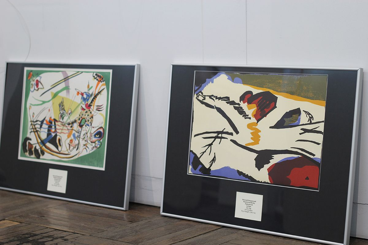 Большая выставка Кандинского в Калининграде