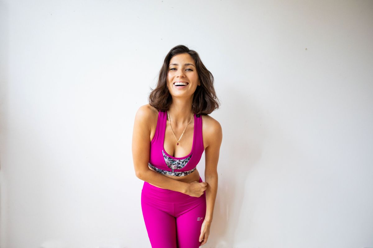 Ethical activewear | JasmineHemsley.com
