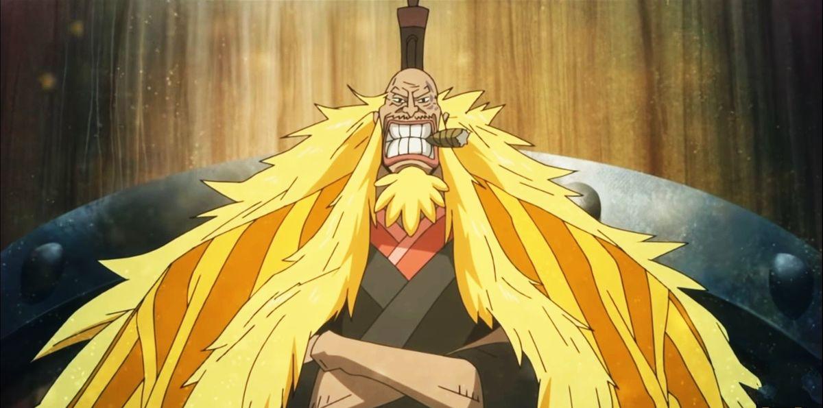 one Piece shiki