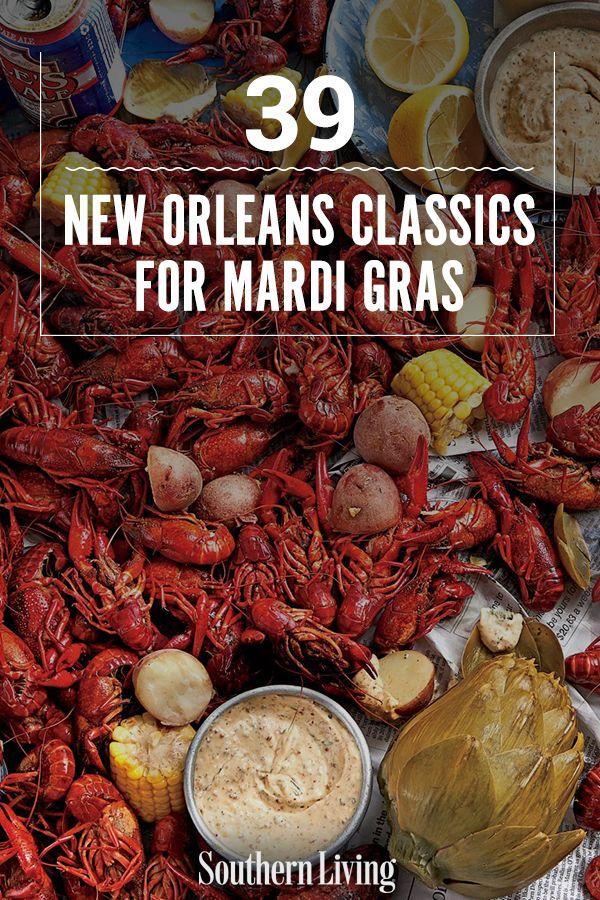 39 New Orleans Classics for Mardi Gras