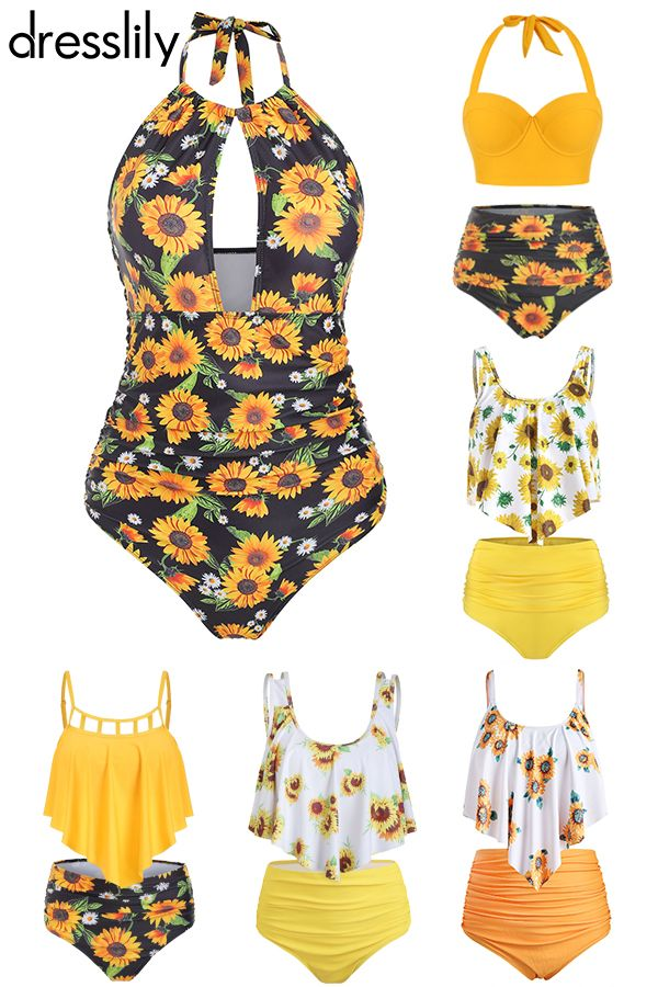 Sunflower Swimsuits