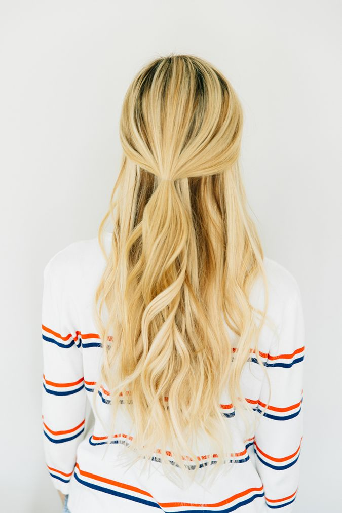 """How to recreate Amber's half-up messy braid<p><a href=""""http://www.homeinteriordesign.org/2018/02/short-guide-to-interior-decoration.html"""">Short guide to interior decoration</a></p>"""