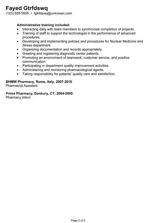 Compounding Pharmacist Sample Resume Top 8 Compounding Pharmacist