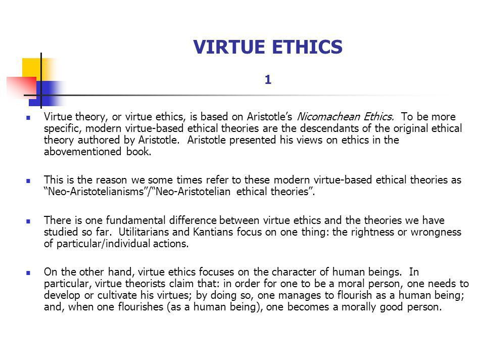 Pagan Virtue: An Essay in Ethics