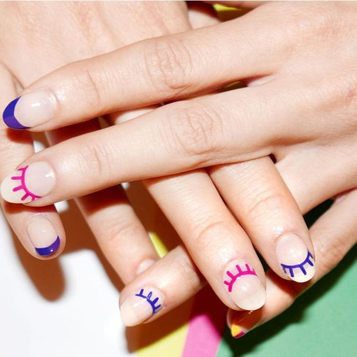 20 Bright And Sunny Spring Nail Designs You'll Love