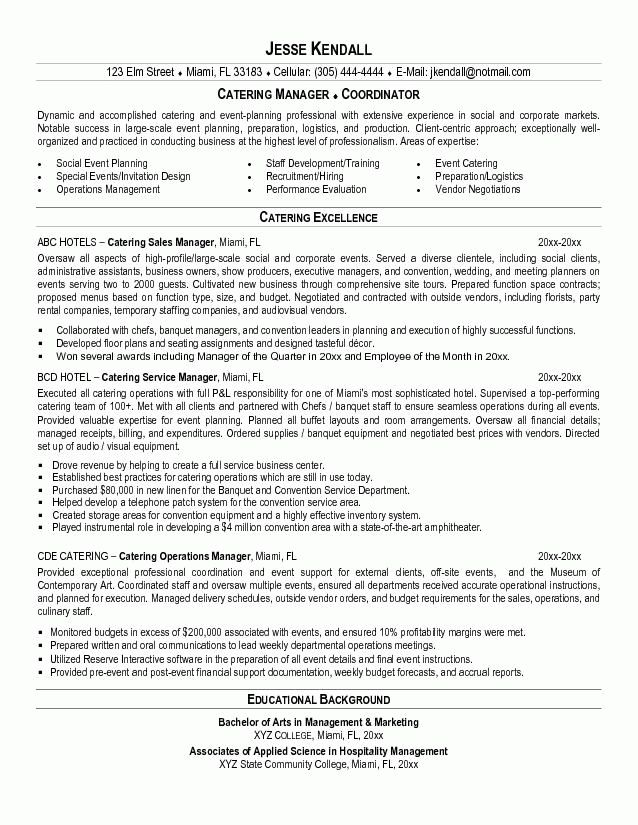 Server Bartender Resume Example Examples of Resumes