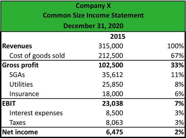 Income Statement Example Income Statement Example Template Format - sample income statement format