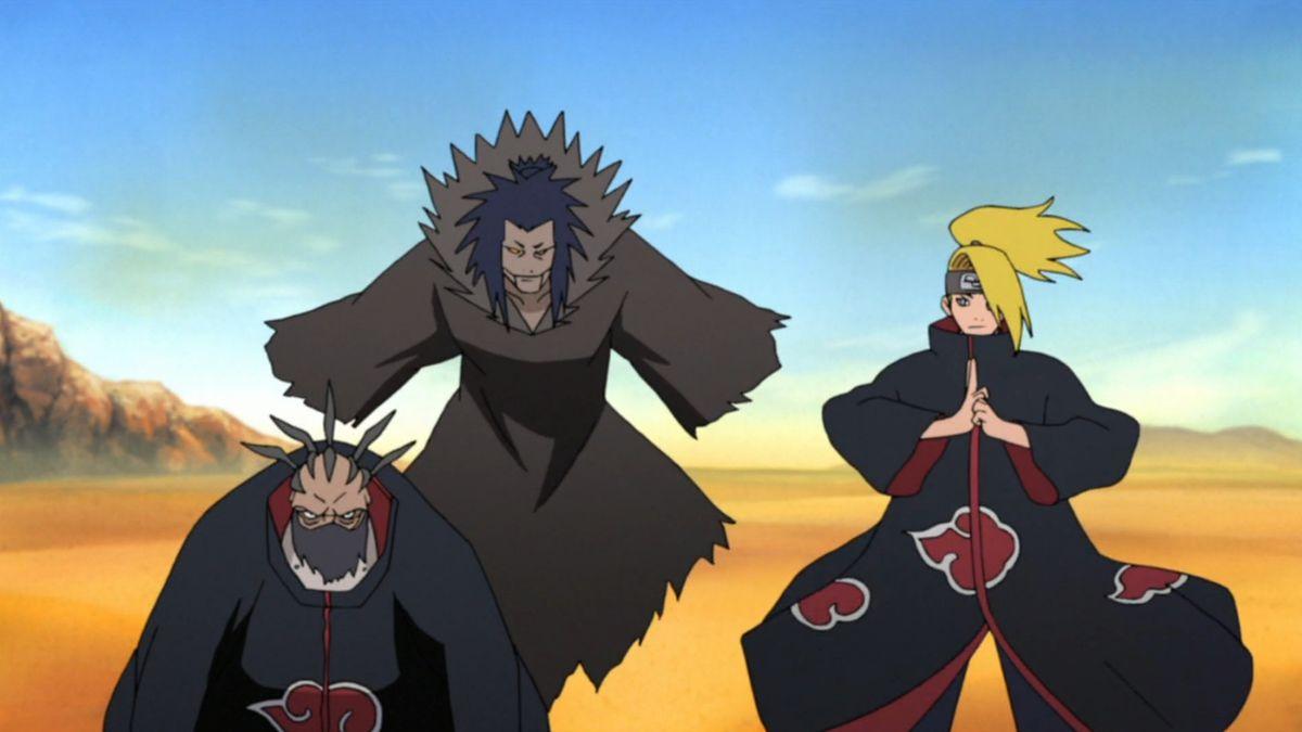 kara stronger than Akatsuki