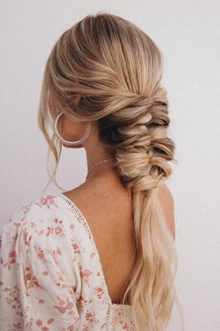 25 Easy Wedding Hairstyles for Guests That'll Work for Every Dress Code #wedding #hairstyles #guests #dresscode #southernliving