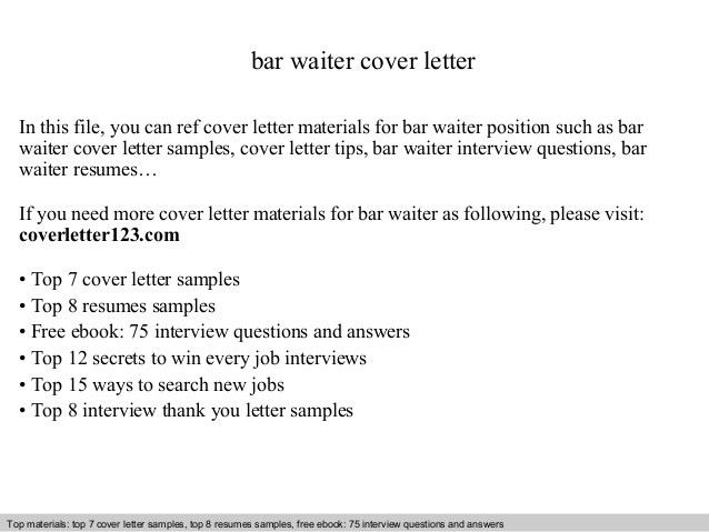 Great Restaurant Steward Cover Letter Env1198748resumecloud