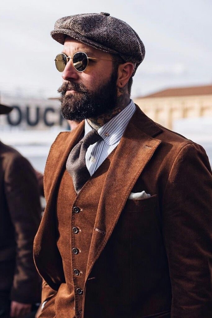 """""""Stand straight ,look modest and be yourself …Style comes in decent personalit…🧔🏻 #haare #hair #hairstyles #bart #beard #outfits #photography #diy #decor #dresses #fashion #fitness #funny #jewelry #keto #lowcarb #ideen #zulilyfinds #xmas #beauty"""