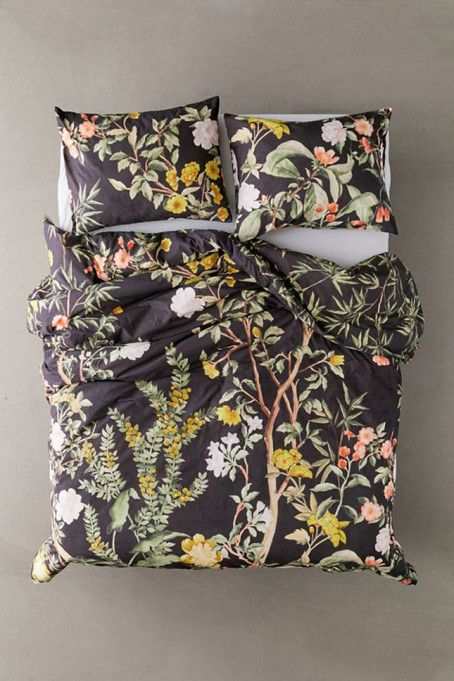 Gorgeous Bedding Ideas: Freya Boudoir Floral Duvet #bedding #decor #home #duvets #covers
