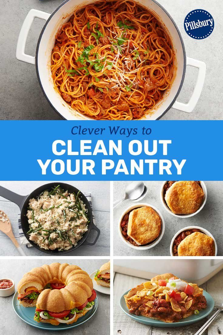 Before you go to the grocery store to stock up for this week's meal prep, check your pantry! You might just have all the components to make these easy, picky eater-friendly meals.