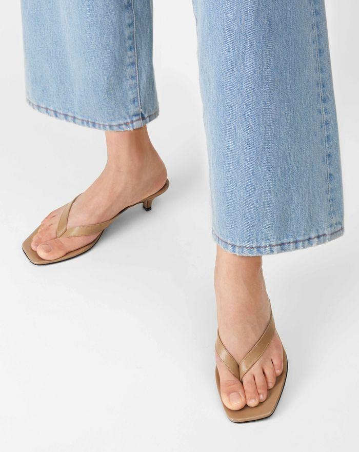 Totême The Flip-Flop Heel