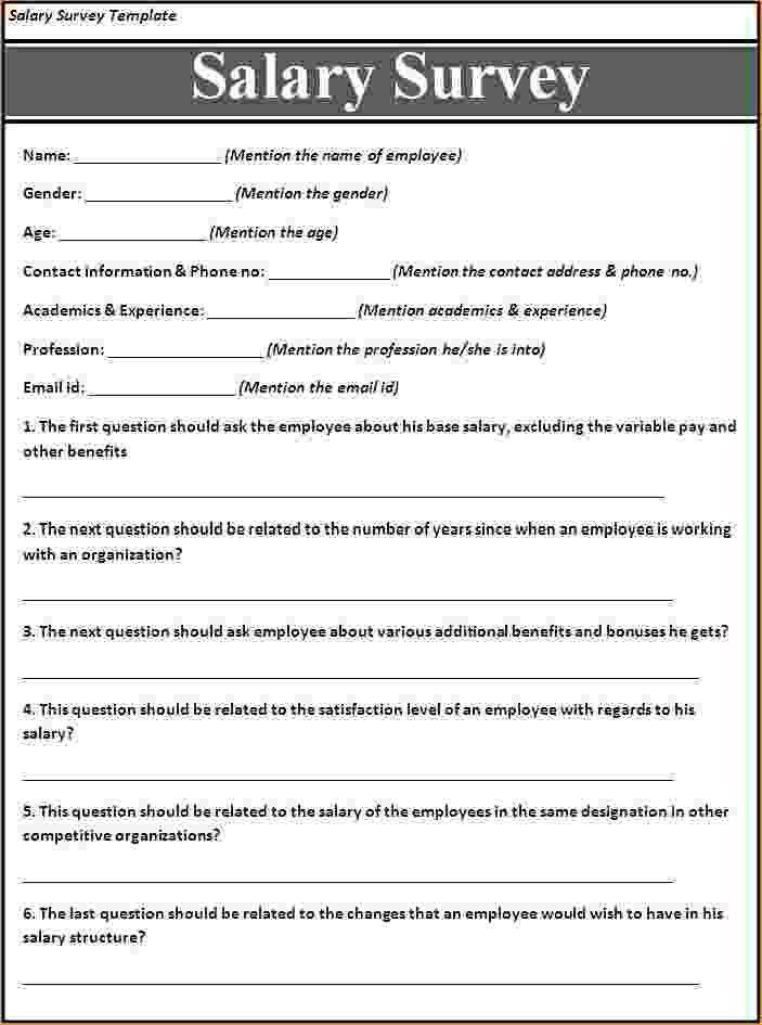 Questionnaire Template In Word Surveys Officecom, Surveys - survey form template