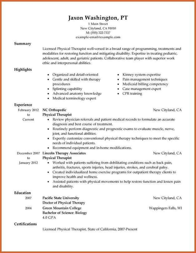 Respiratory Resume Respiratory Therapist Resume Samples Visualcv - physical therapist resume