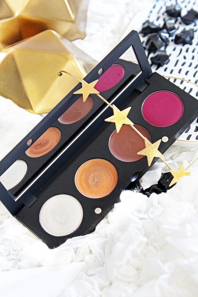 The Organic Skin Co Cream Multi-Use DIY Pod Palette Check out 7 Beauty Must-Haves You'll Actually Want to Travel With including skin, fragrance, & makeup on All Things Beautiful XO