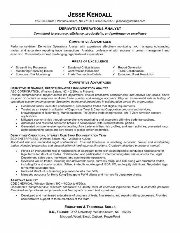 Risk Analyst Job Description Risk Analyst Interview Questions - trade marketing job description