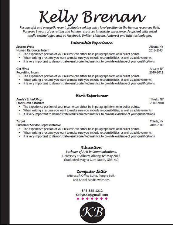 Resume Help Websites 4210 Best Resume Job Images On Pinterest Job - results oriented resume