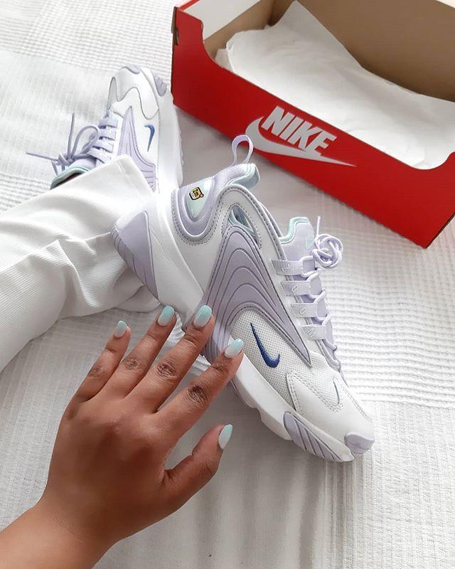 🌸 𝕱𝖆𝖘𝖍𝖎𝖔𝖓𝖎𝖘𝖙𝖆972 🌸 sur Instagram : Nike zoom 2K 💙 . . . . . . . . .#Newpost#Girlsoutfit#Footwearin…