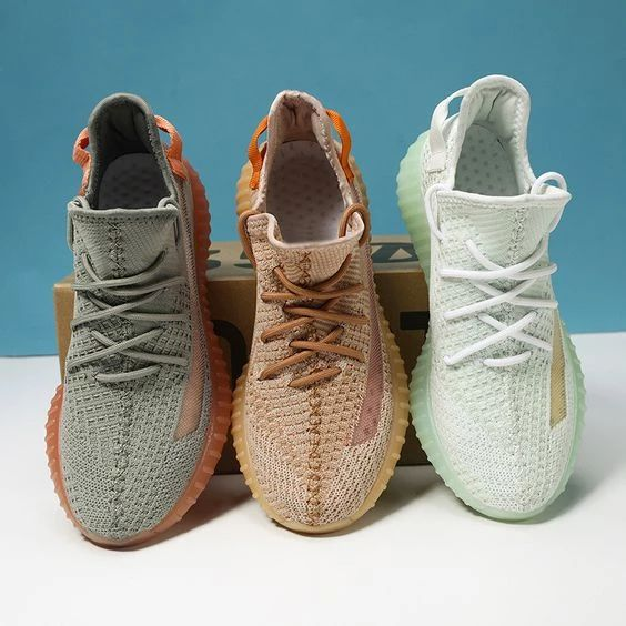 Couples Yeezy FlyKnit Breathable Sneaker Shoes– Abershoes