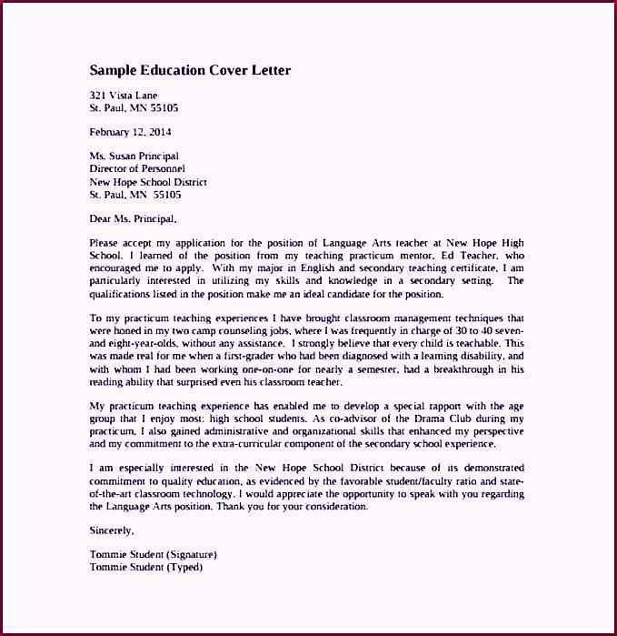 Art Teacher Cover Letters Teacher Cover Letter Sample, Art - cover letter template free download