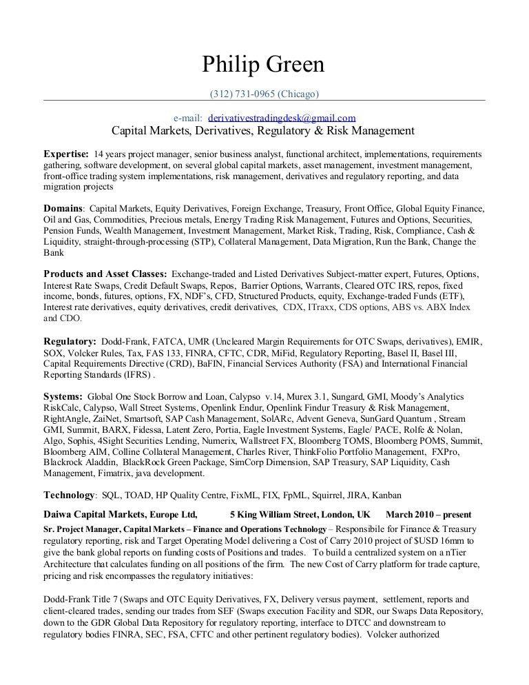 cdo analyst sample resume cdo analyst sample resume 19 best energy analyst sample resume - Trading Analyst Sample Resume