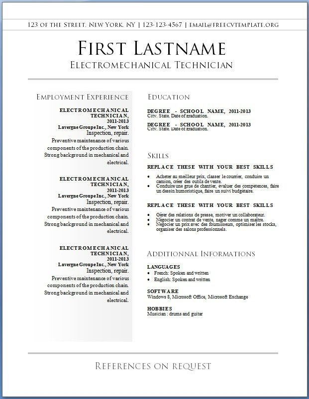 american resume samples resume examples by professional resume nanny resume template