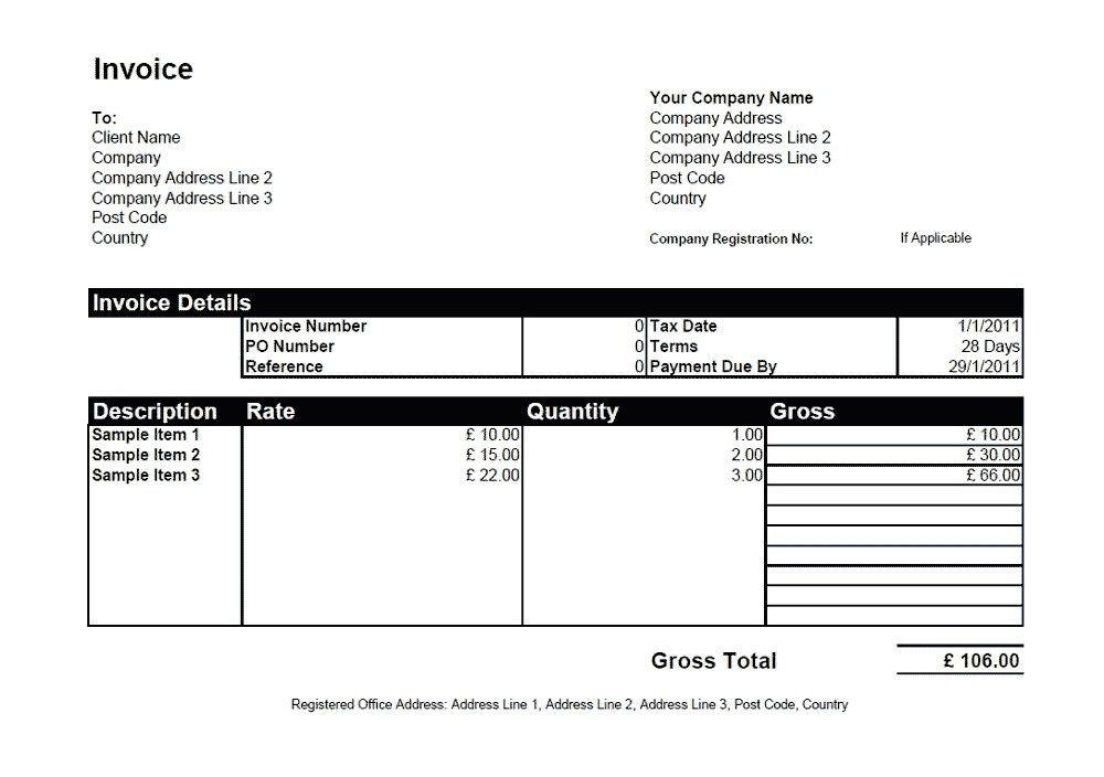 Freelance Invoice Software Freelance Invoice Template, Freelance - sample freelance invoice