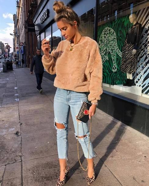 Jeans, $48 at  – Wheretoget