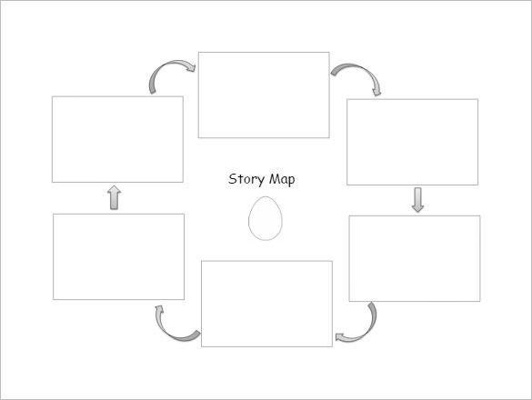 story map template node2003-cvresumepaasprovider - Flow Map Printable